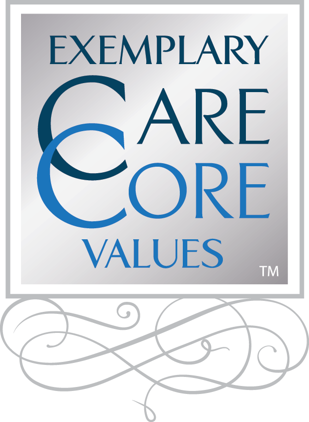 Exemplary Care Core Values