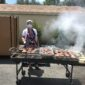 Brookside Staff Members Have a Blast at Cookout