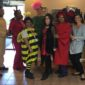 The Dedicated Staff of Professionals At Renaissance: Ready to bring joy to our residents in the spirit of Halloween!