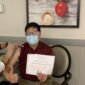 Renaissance Medical Director Dr. Uy Leads the Charge for Staff Vaccinations