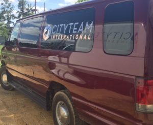 City Team Van